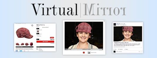 Try Our Virtual Mirror