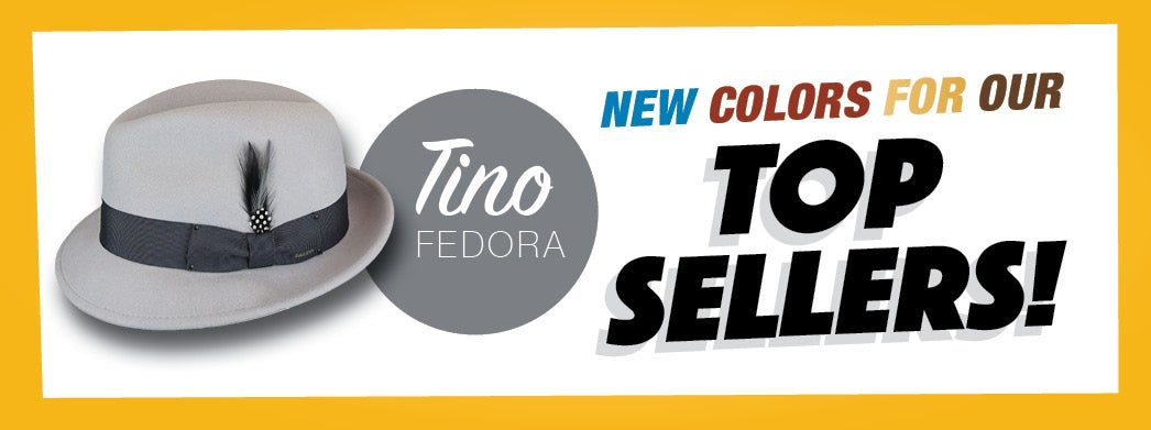 Top Sellers - New Colors