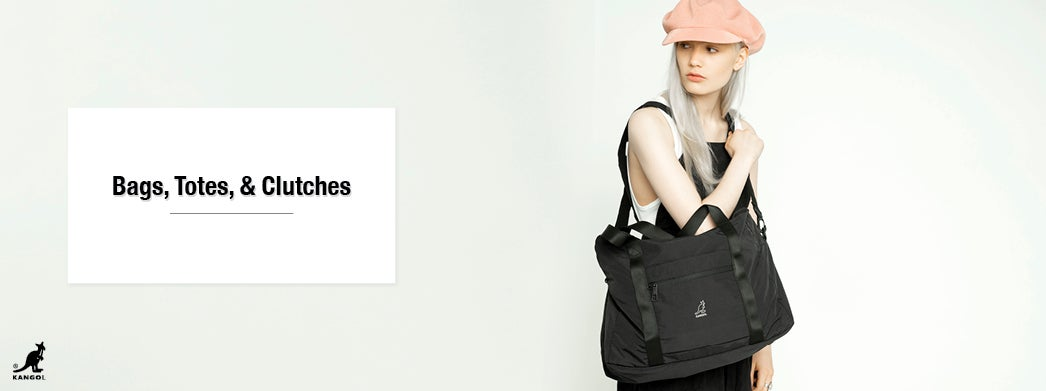 Bags, Totes & Clutches