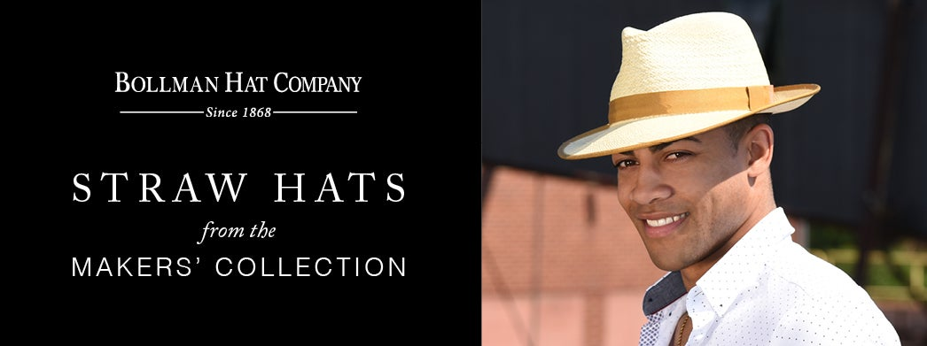 Makers' Collection Straw Hats
