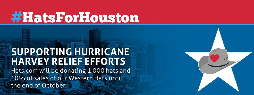 #HatsForHouston