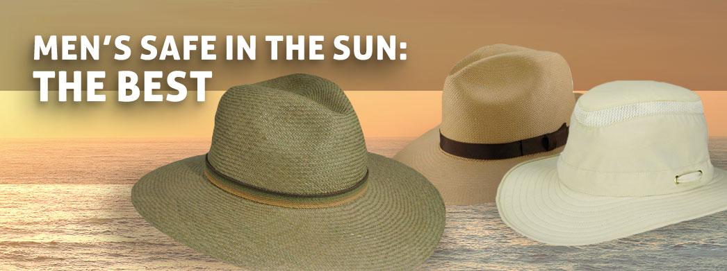 Best Sun Safety - Men
