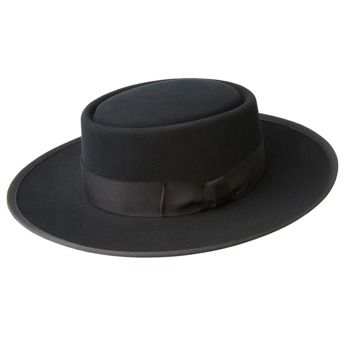 1940s Style Mens Hats Cosgrove Pork Pie $125.00 AT vintagedancer.com