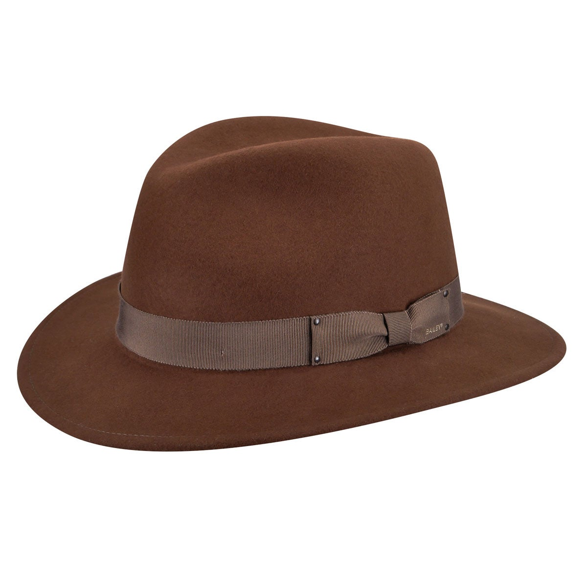 1940s Style Mens Hats Curtis Litefelt reg Fedora $82.50 AT vintagedancer.com