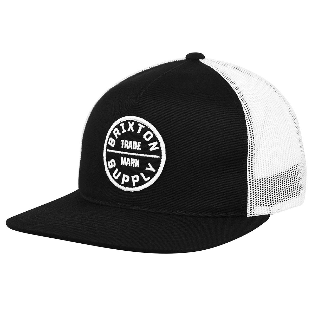 Brixton Oath III Mesh Cap in Black