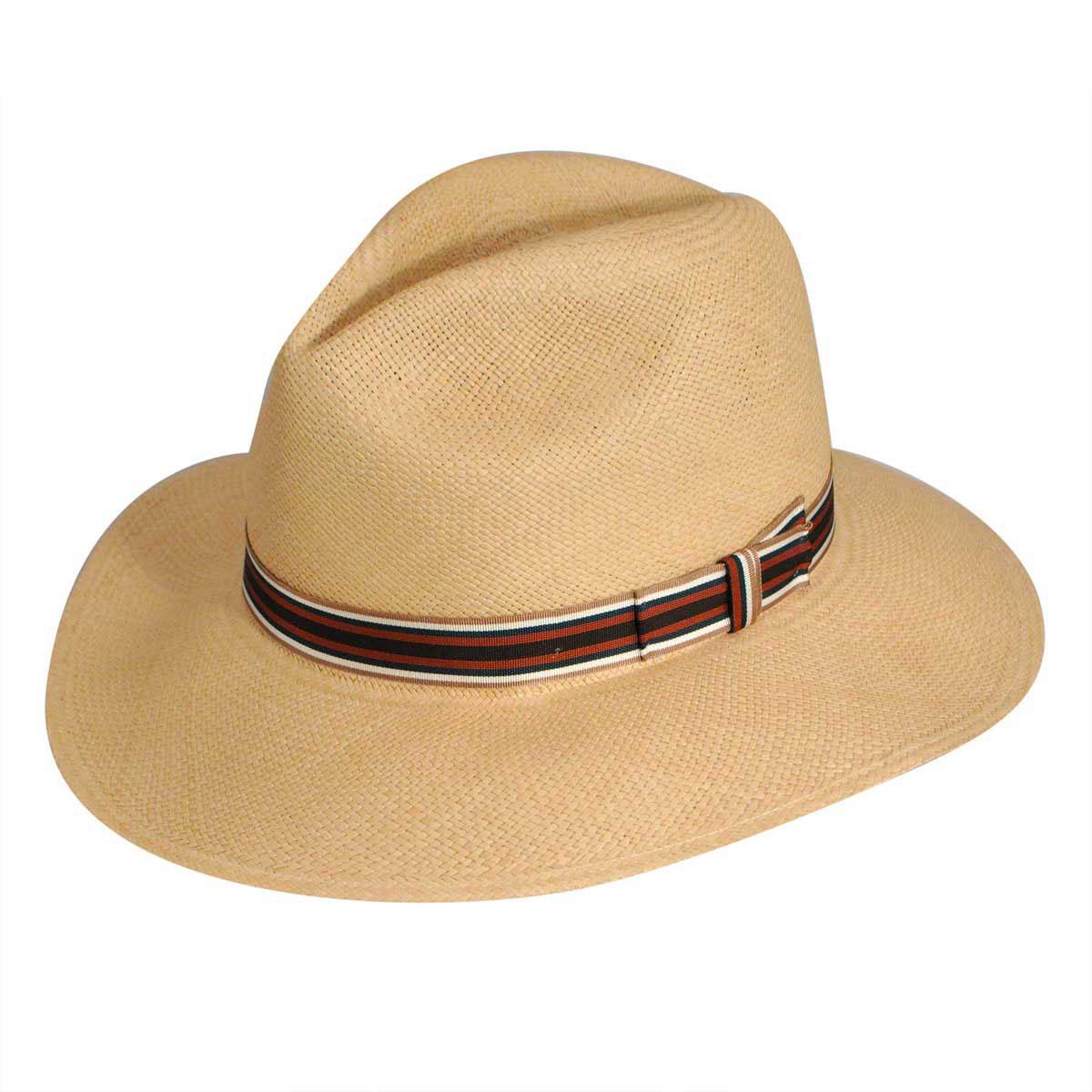 1960s -1970s Men's Clothing Benny Classic Panama $95.00 AT vintagedancer.com