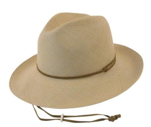 18f77cfaa0377 Pantropic Fedora Explorer Panama Straw Hat