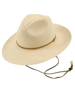 Fedora Explorer Straw Hat