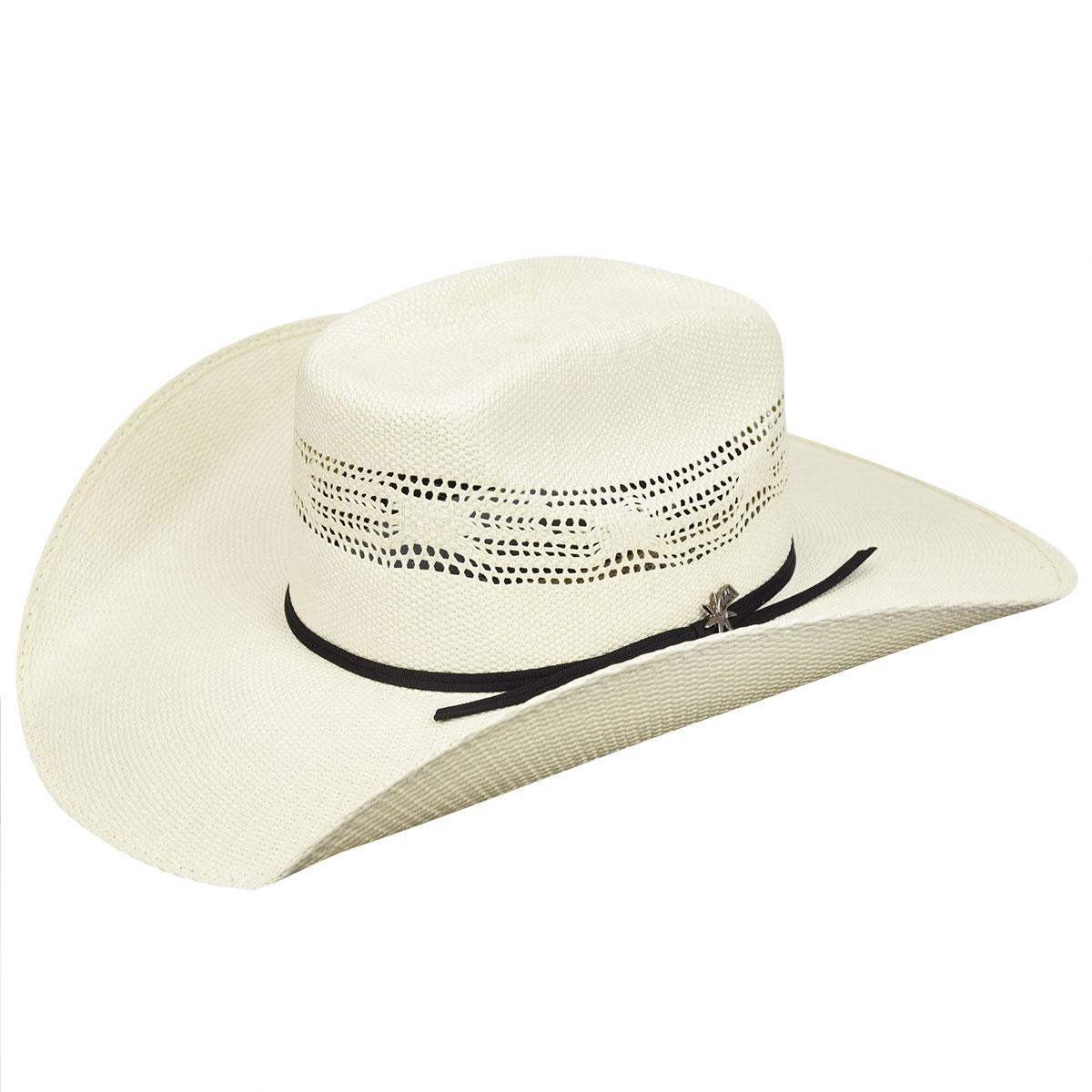 Grady Western Hat - Ivory/6 7/8