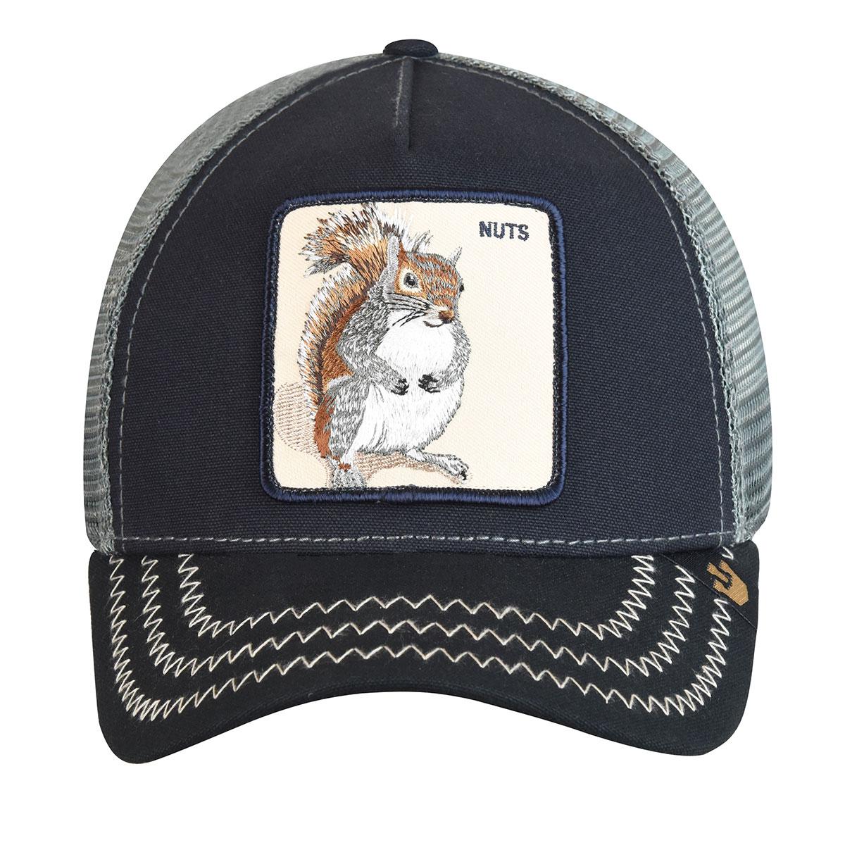 Goorin Bros. Squirrel Master Trucker in Navy