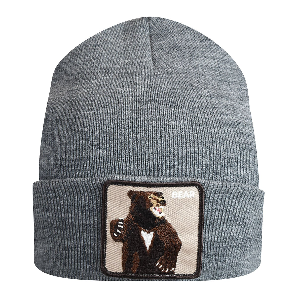 Goorin Bros. Lover Bear Beanie in Grey