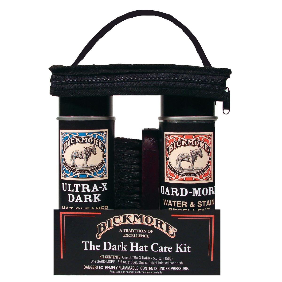 Bickmore Dark Hat care Travel Kit in Assorted