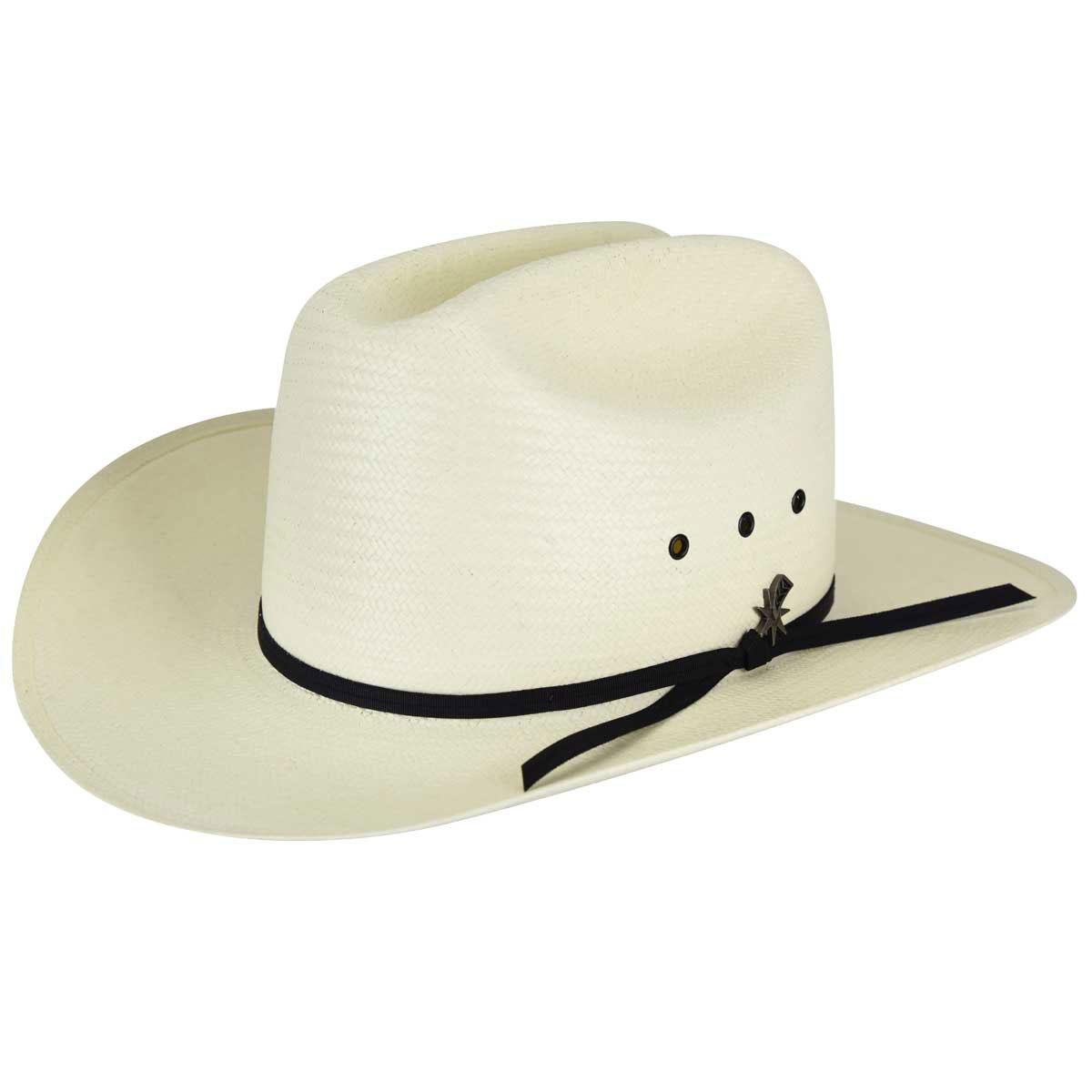 Guthrie 7X Western Hat - Ivory/7 3/8