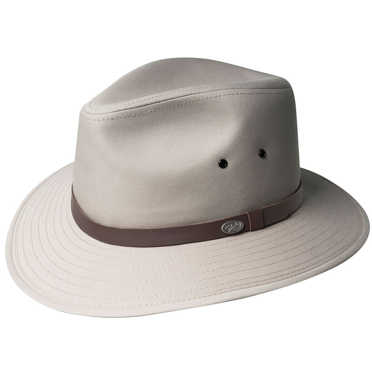 1950s Mens Hats | 50s Vintage Men's Hats Dalton Safari Outback $65.00 AT vintagedancer.com