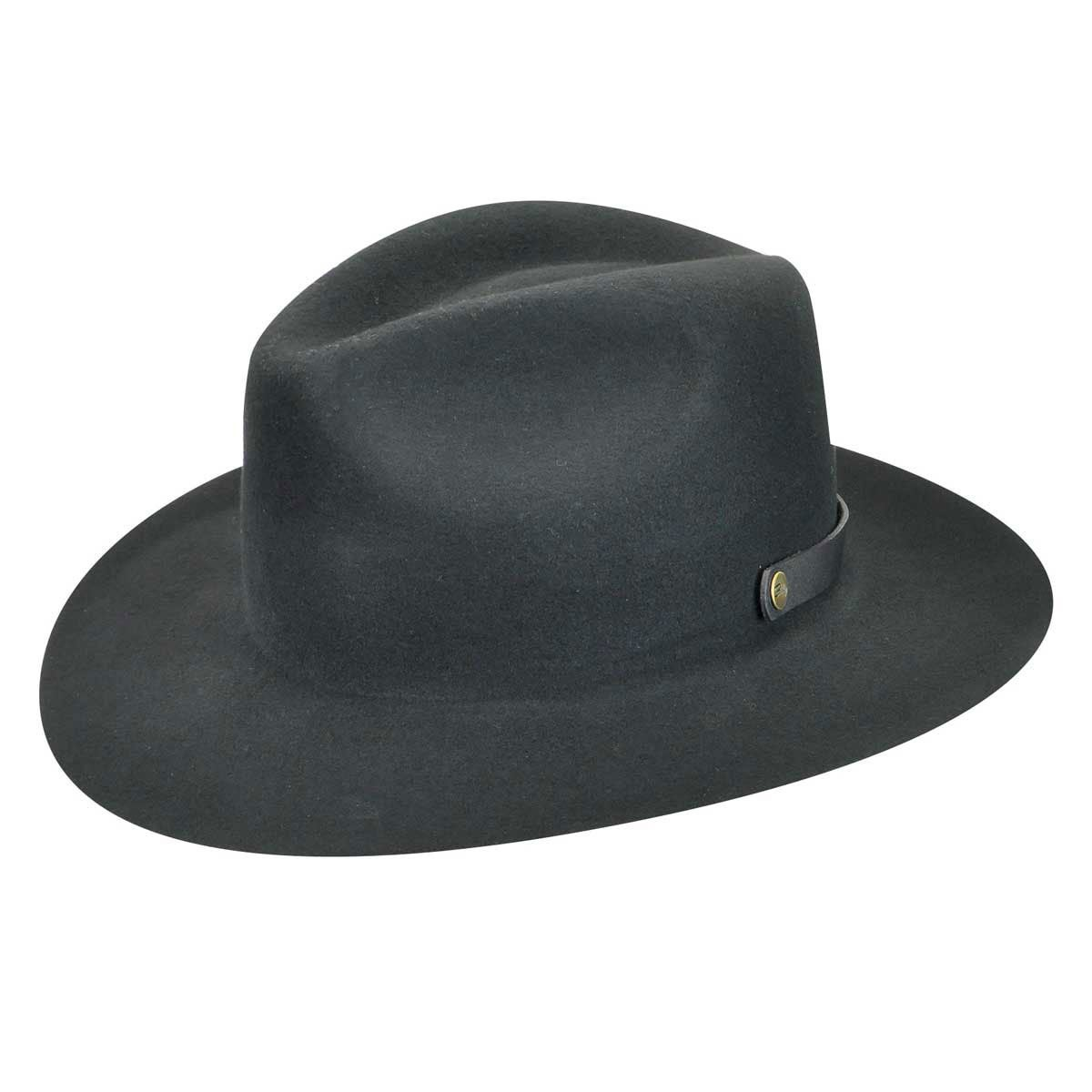 Bailey of Hollywood Ashmore Fedora in Black