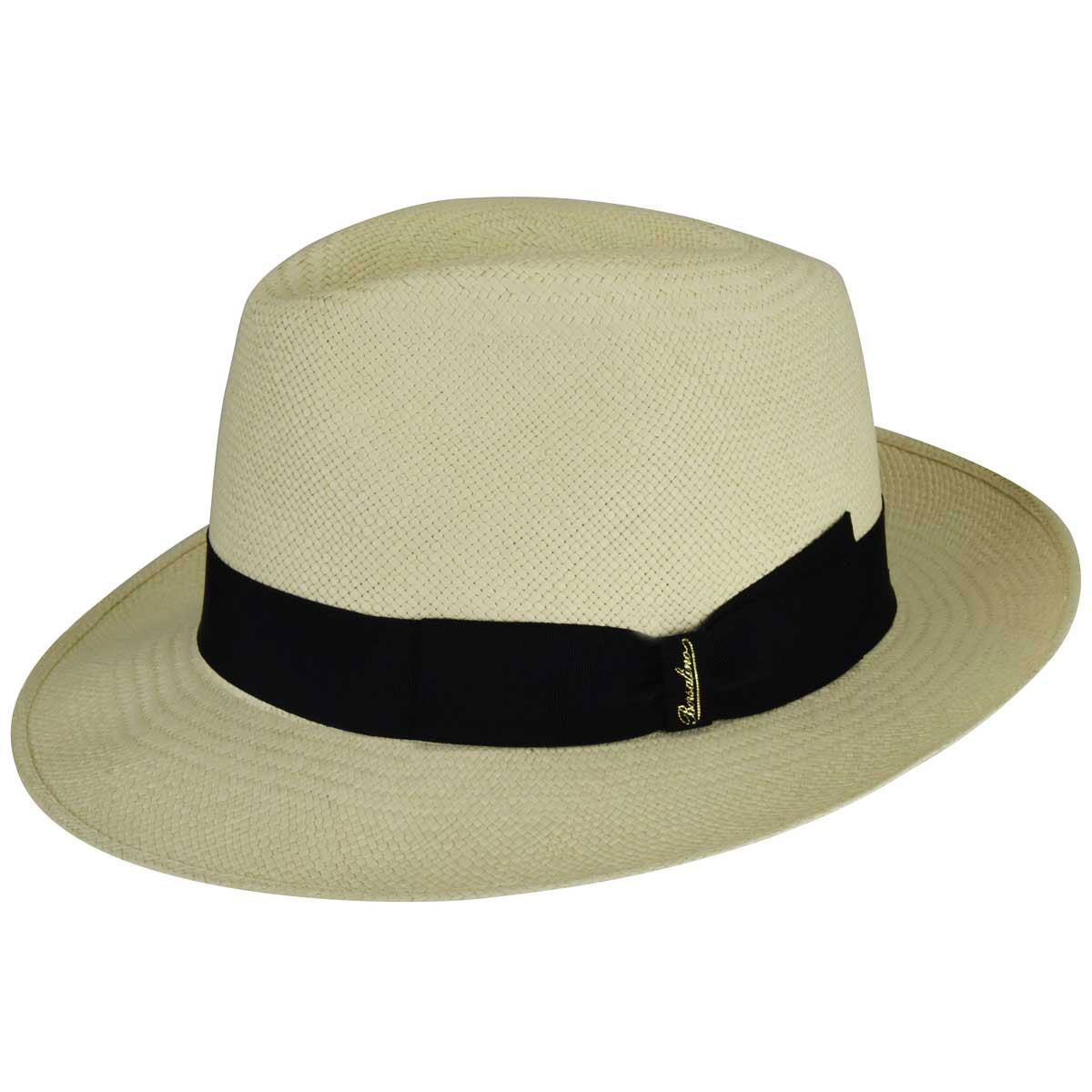 1930s Mens Hat Fashion Quito Panama Medium Brim Fedora $262.00 AT vintagedancer.com