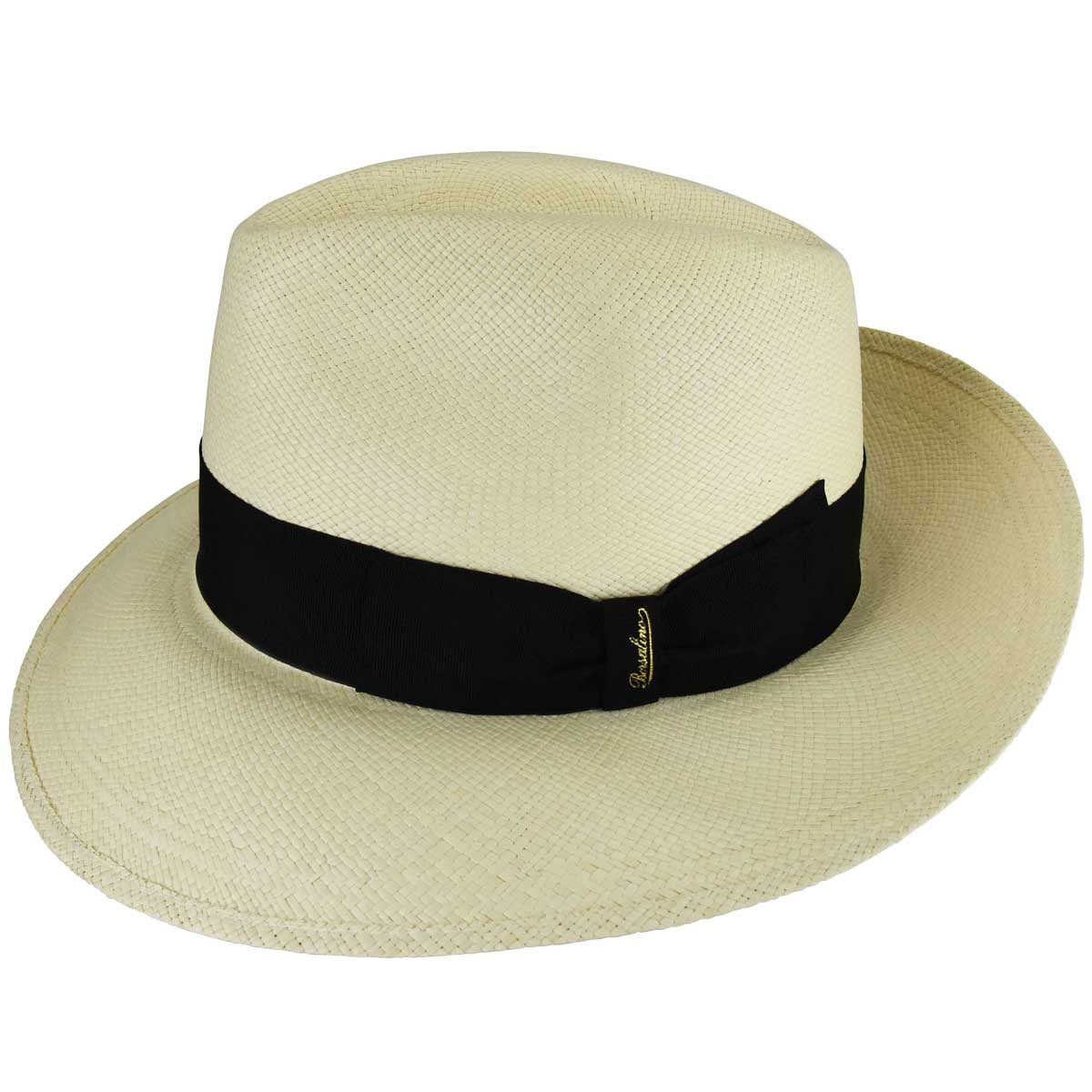 1920s Mens Hats – 8 Popular Styles 141088 Quito Panama Large Brim Fedora $268.00 AT vintagedancer.com