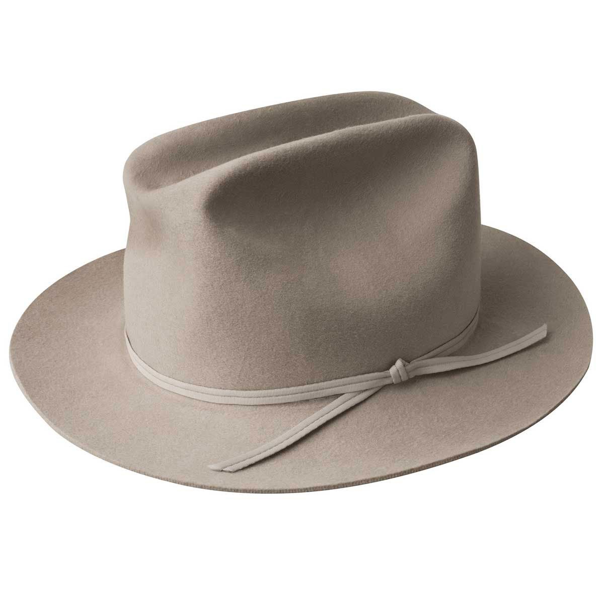 Bailey of Hollywood Doty Western Hat in Silverbelly