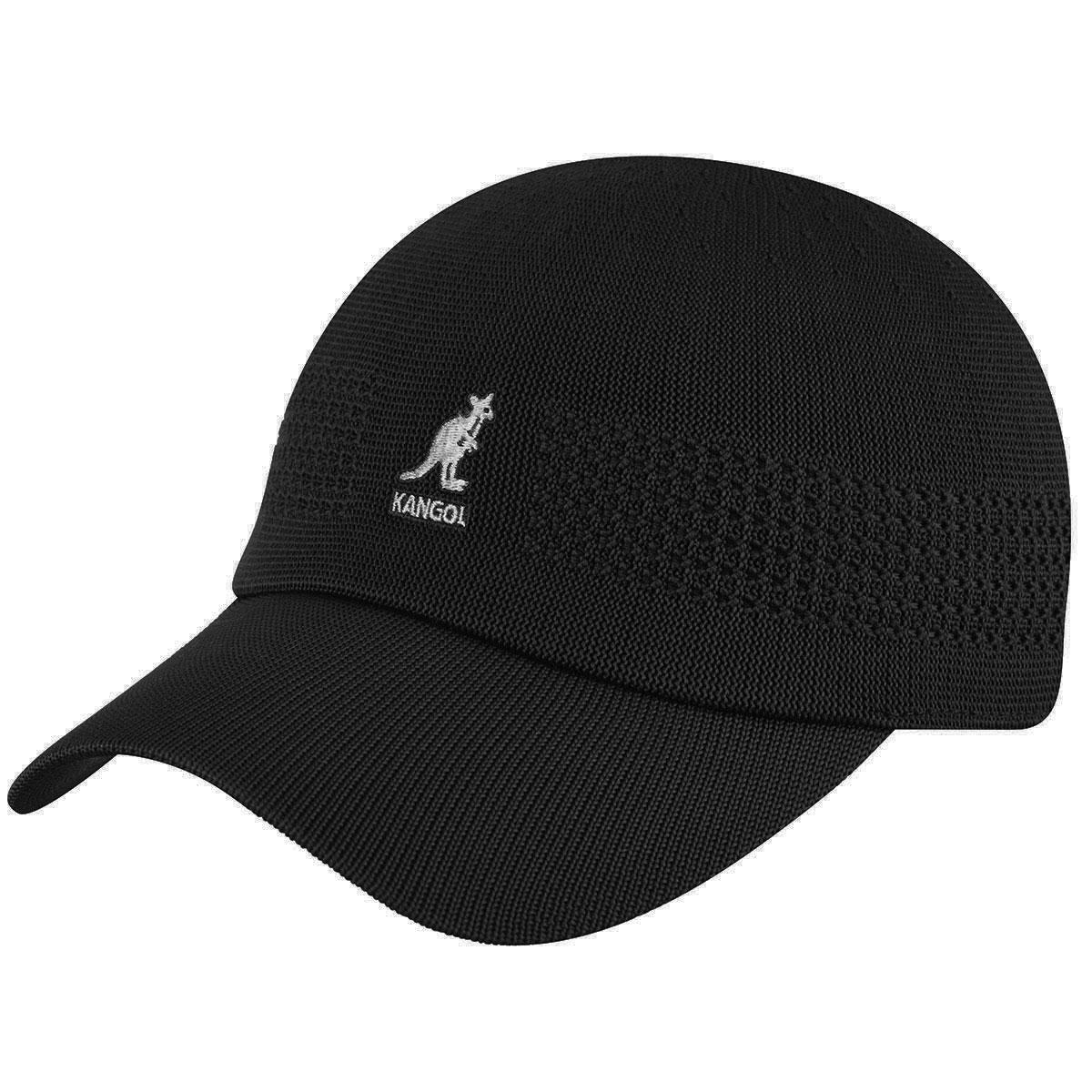 Kangol Tropic Ventair Spacecap in Black