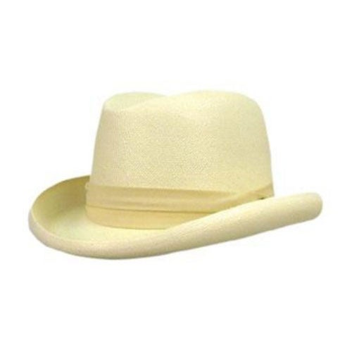 New Edwardian Style Men's Hats 1900-1920 El Dorado Panama $76.99 AT vintagedancer.com