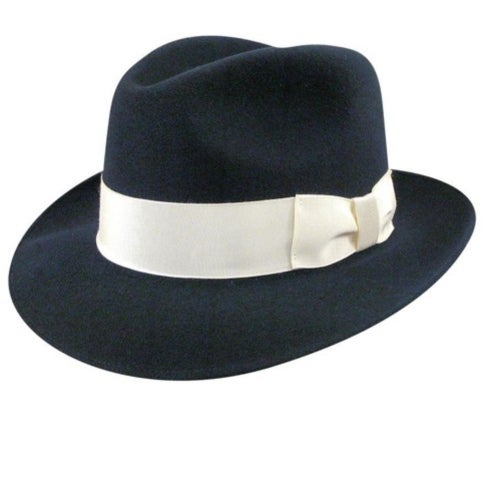 1920s Men's Clothing 1920s Bollman Collection Fedora $100.00 AT vintagedancer.com