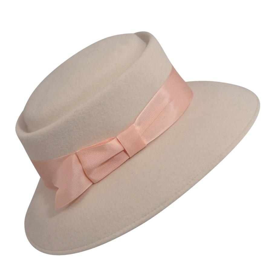 Retro Vintage Style Hats 1950s Bollman Heritage Collection Grace $100.00 AT vintagedancer.com