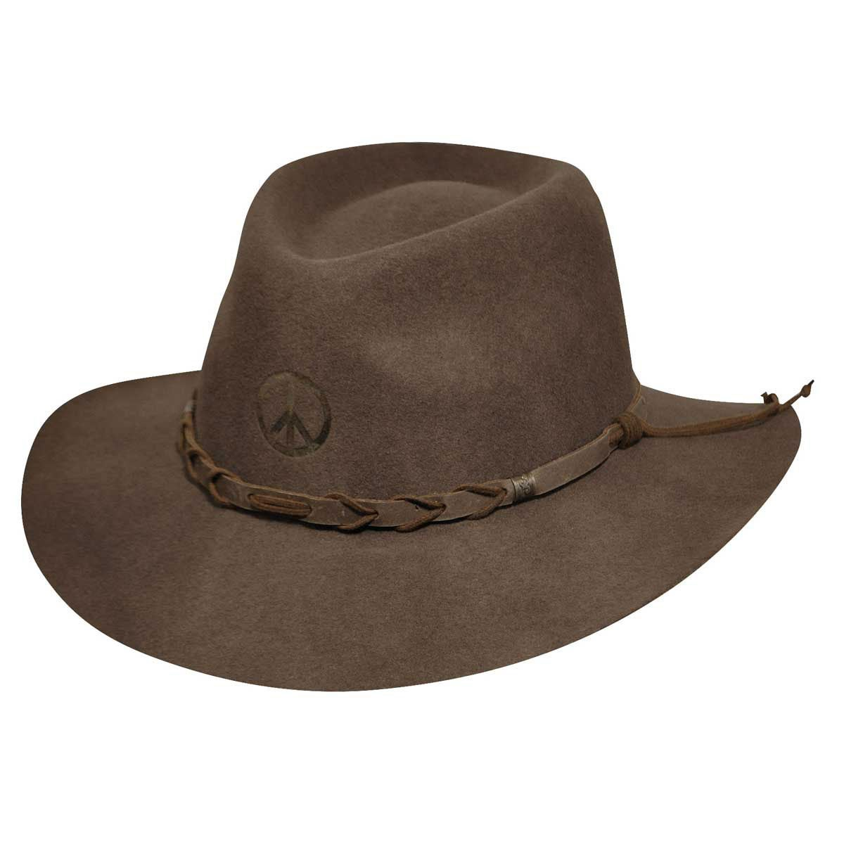 1960s Style Men's Hats 1960s Bollman Collection Hippie $100.00 AT vintagedancer.com