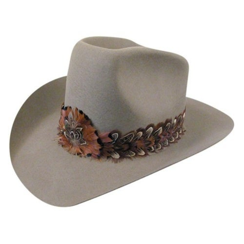 80s Hats, Caps, Visors, Buckets | Women and Men 1980s Bollman Collection Urban Western $100.00 AT vintagedancer.com