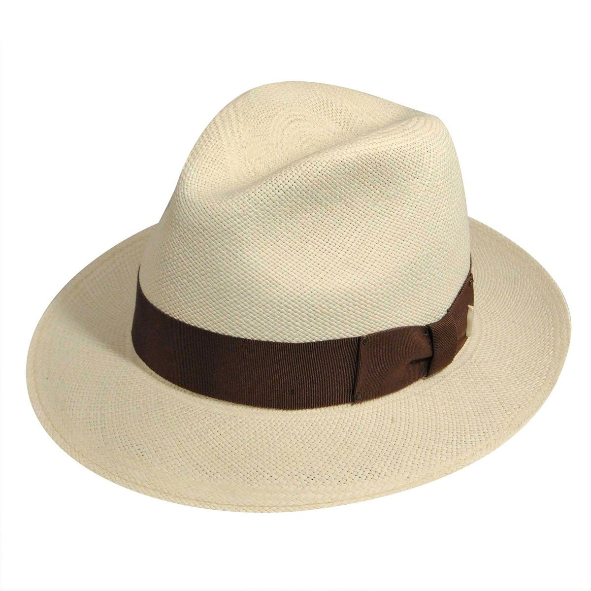 Mens 1920s Style Hats and Caps Thurman Panama $150.00 AT vintagedancer.com