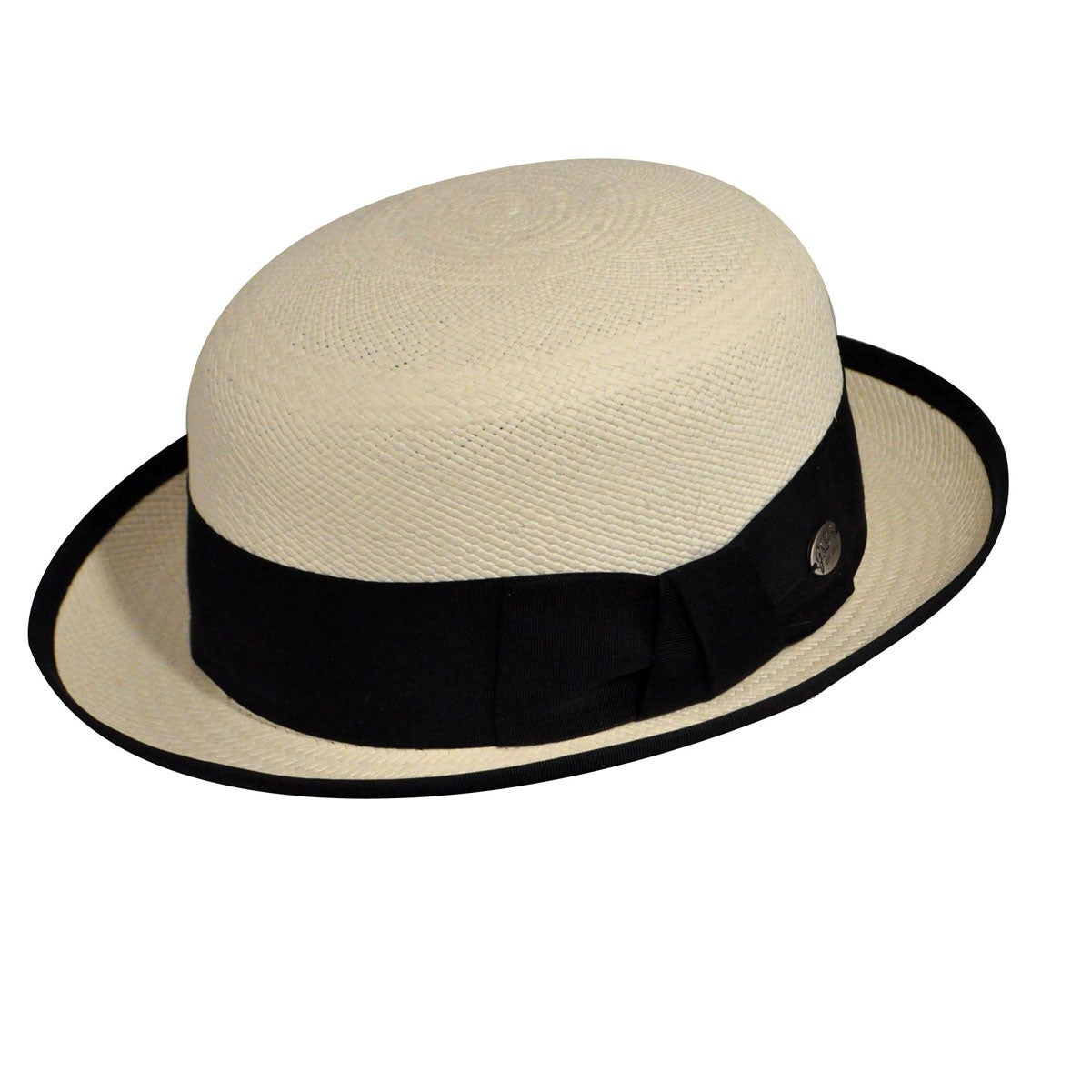 New Edwardian Style Men's Hats 1900-1920 Chaplin Bowler P2i $150.00 AT vintagedancer.com