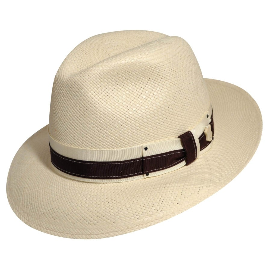 1930s Style Mens Hats and Caps Carnegie Fedora $120.00 AT vintagedancer.com
