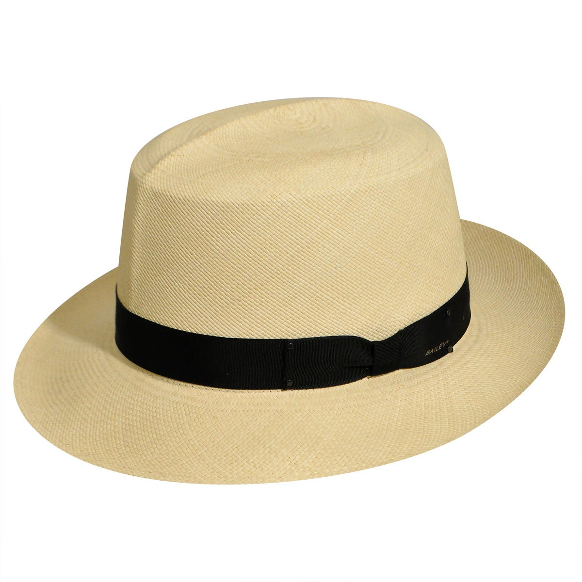 1930s Style Mens Hats and Caps Roll Up II Panama Fedora $230.00 AT vintagedancer.com