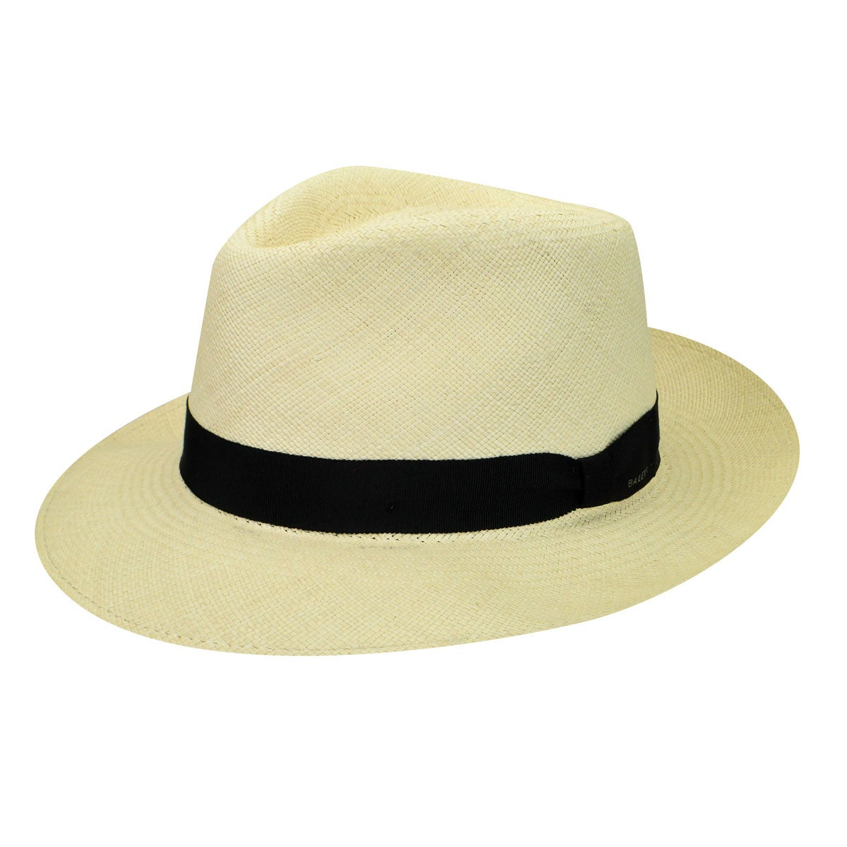 1950s Mens Hats | 50s Vintage Men's Hats Salter Panama Fedora $290.00 AT vintagedancer.com