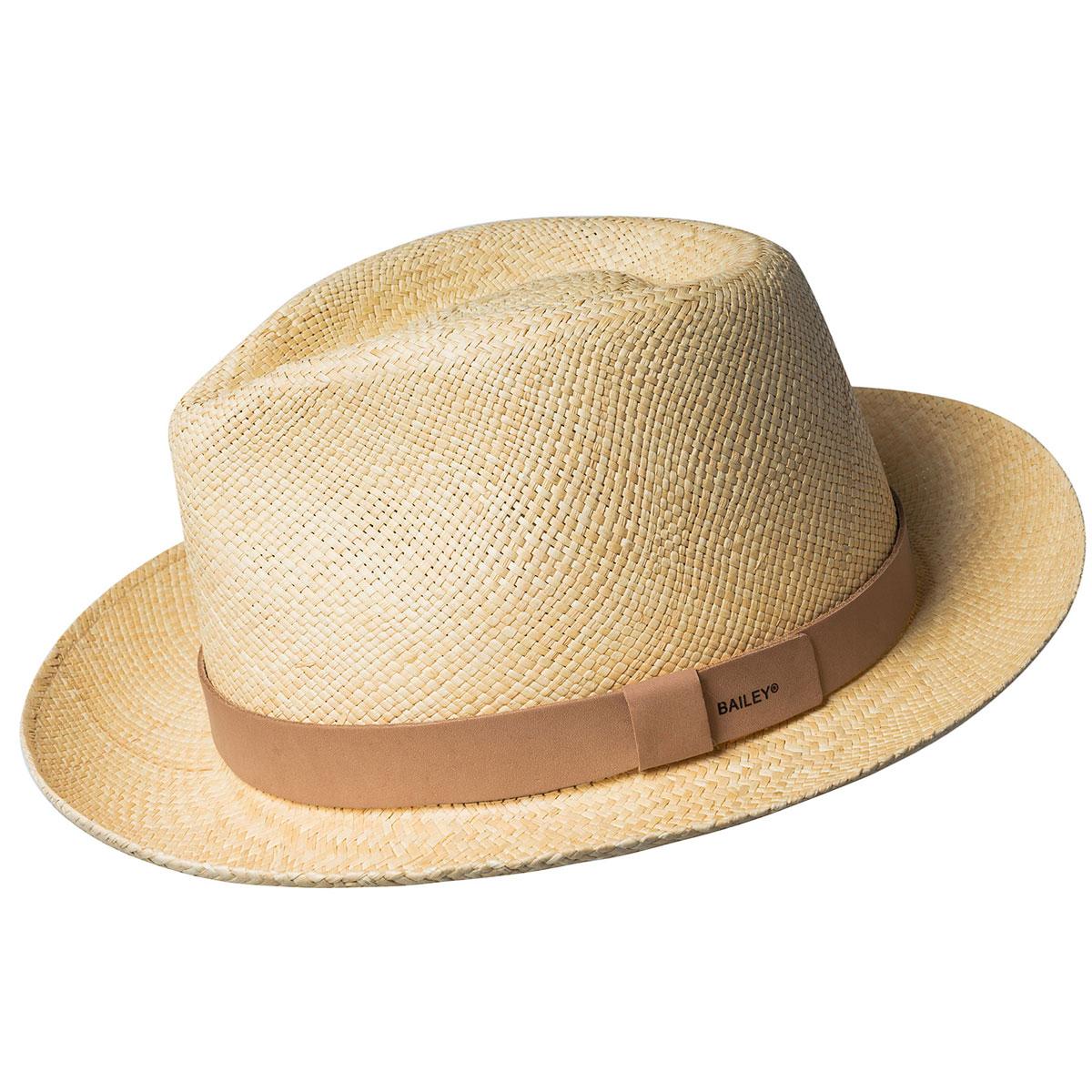 1960s – 70s Style Men's Hats Gelhorn Panama Fedora $120.00 AT vintagedancer.com