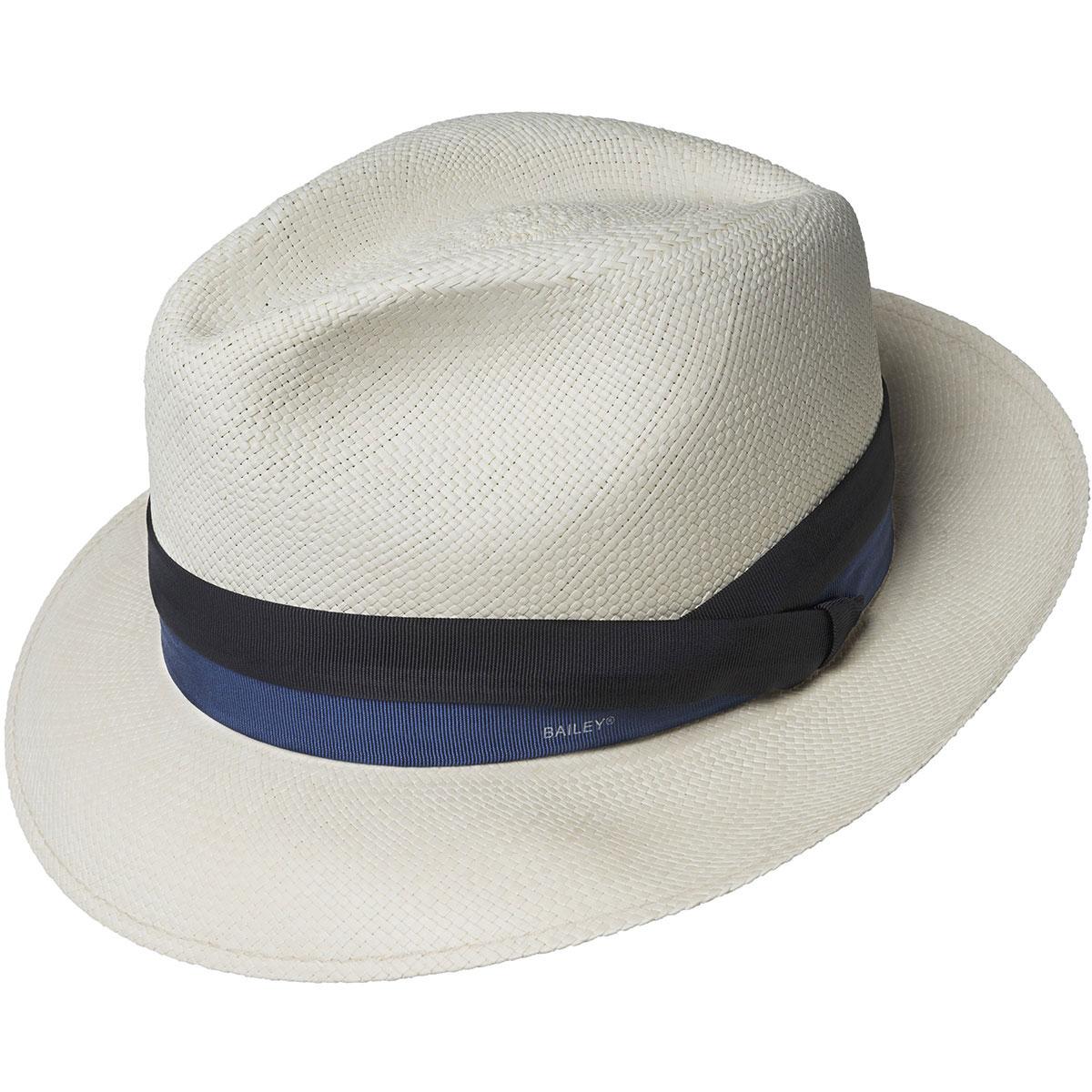 1940s Mens Hats | Fedora, Homburg, Pork Pie Hats Cuban Panama Fedora $170.00 AT vintagedancer.com