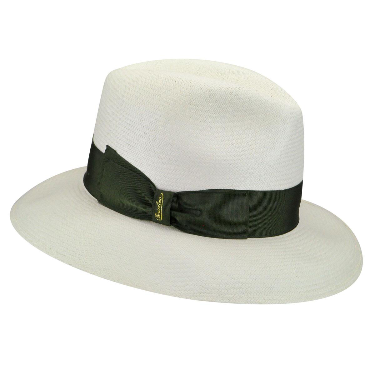 1930s Style Mens Hats 232044 Tesa Larga Fine Panama Fedora $355.00 AT vintagedancer.com