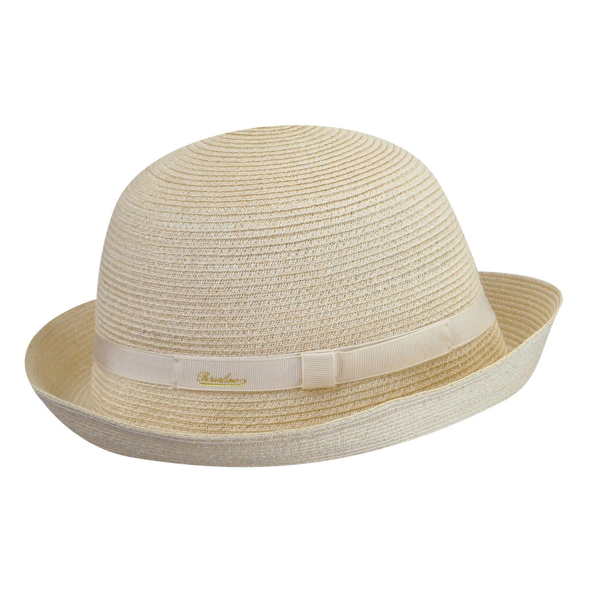 1940s Hats History 232095 Treccia Canapa Cloche $315.00 AT vintagedancer.com
