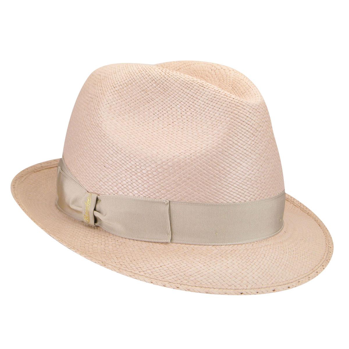 1940s Hats History 232099 Quito Tesa Piccola Fedora $263.00 AT vintagedancer.com