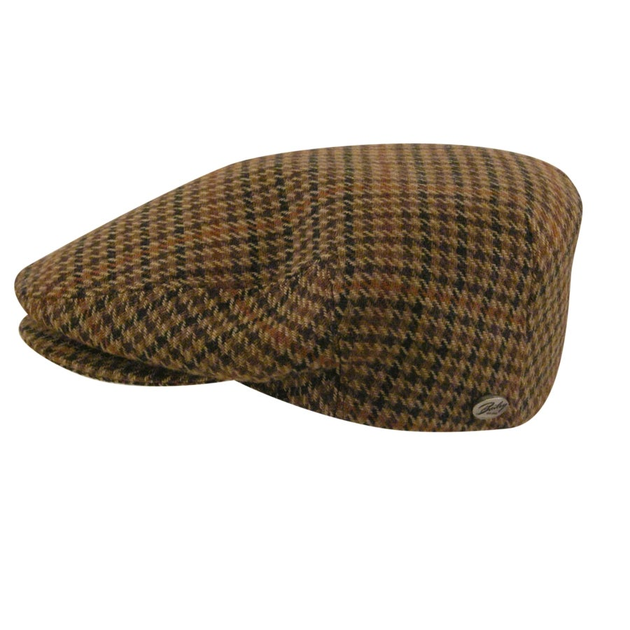 Mens 1920s Style Hats and Caps Lord Plaid Ivy Cap $75.00 AT vintagedancer.com