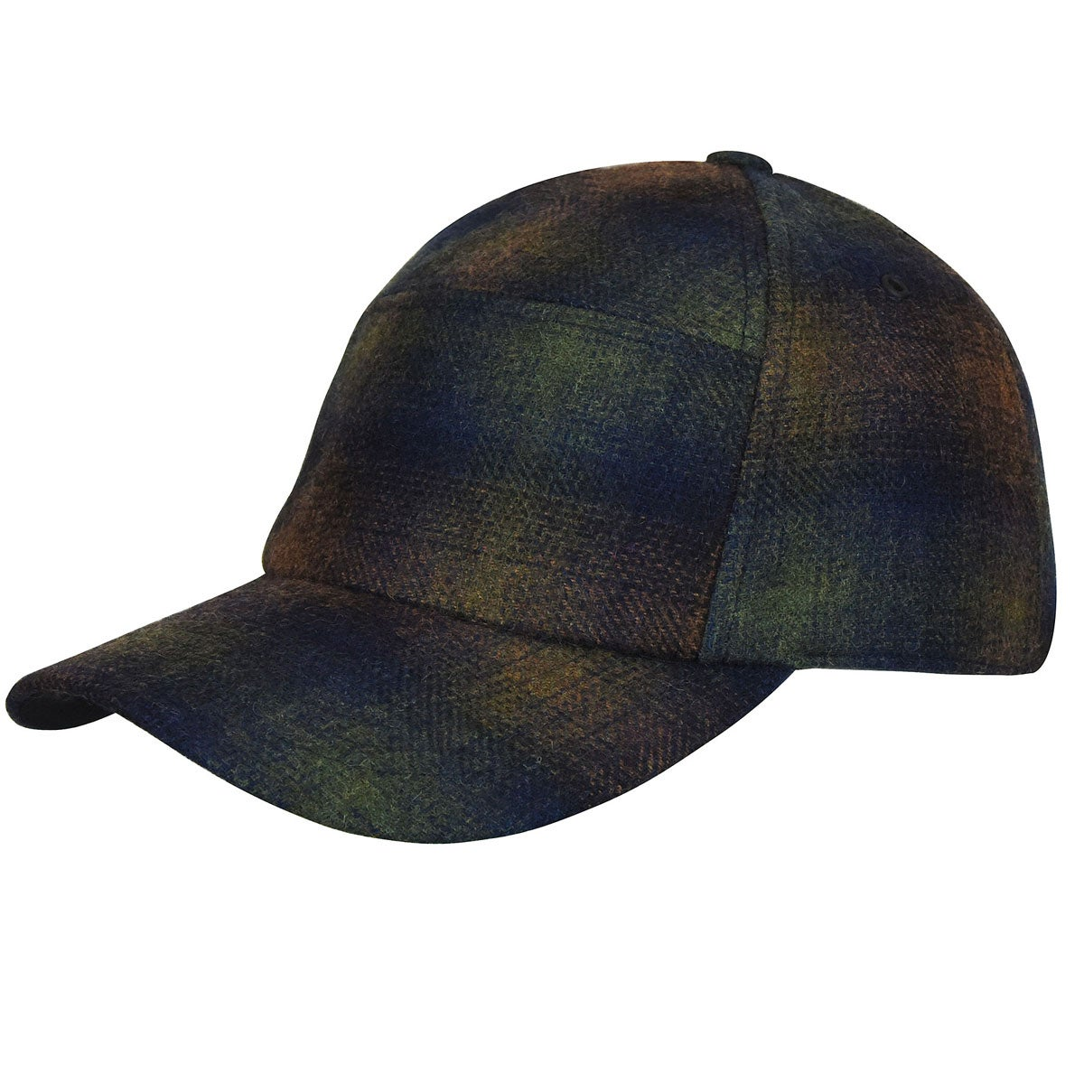 Bailey of Hollywood Bernick in Olive Plaid