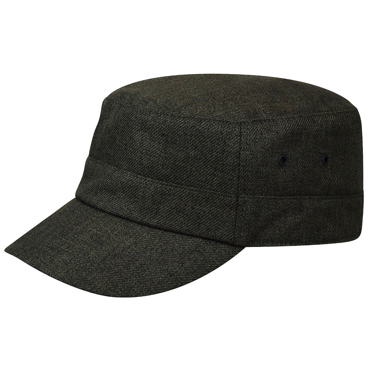 Bailey of Hollywood Sanville Army Cap in Olive