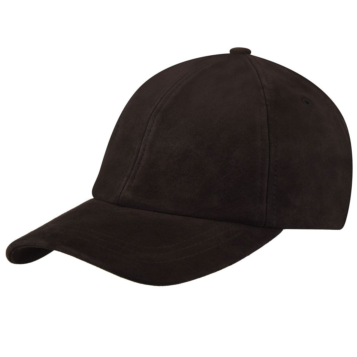 Bailey of Hollywood Busby Baseball Cap in Chocolate