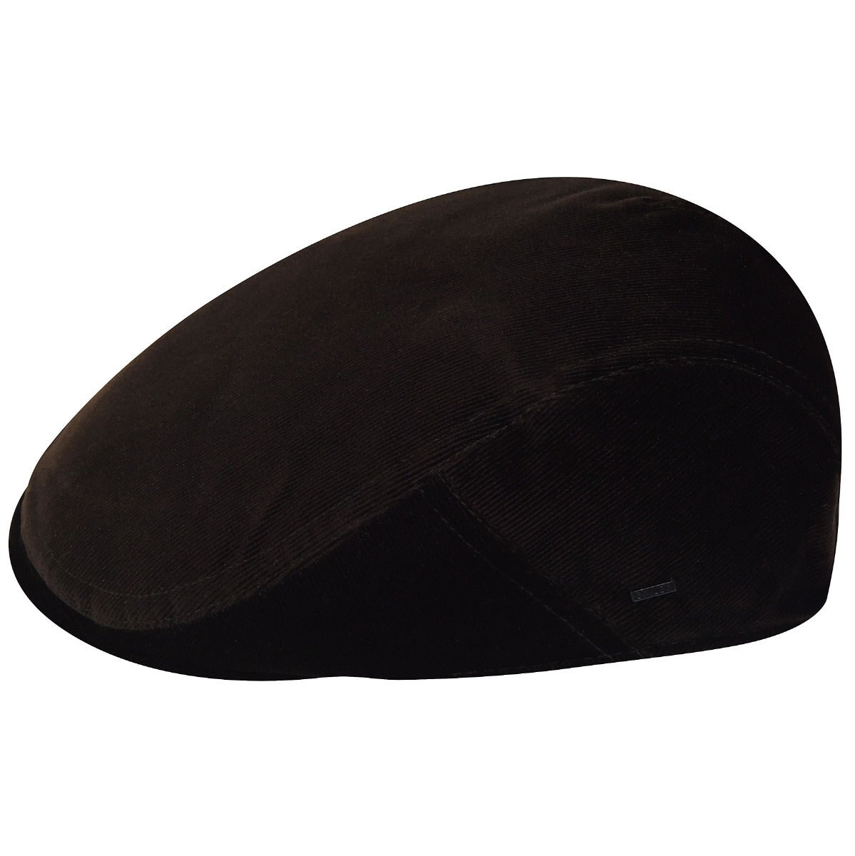 Bailey of Hollywood Anthem Velvet Ivy Cap in Chocolate
