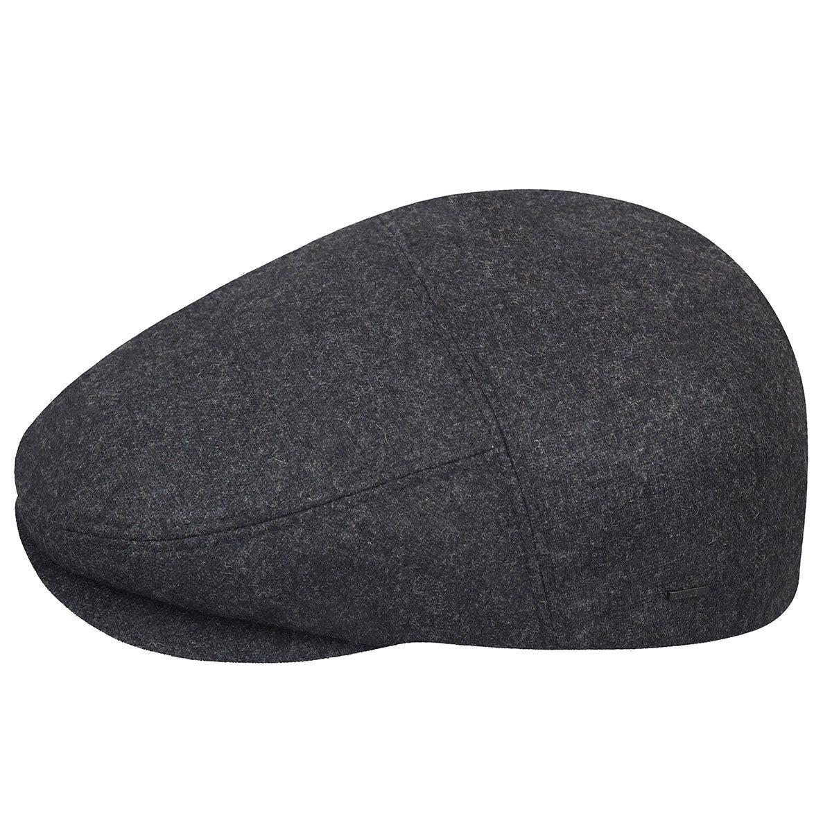 Bailey of Hollywood Farrow Ivy Cap in Charcoal,Black