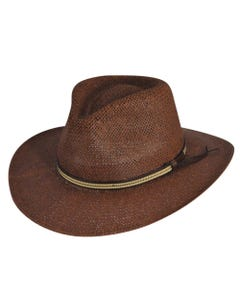 LiteStraw® Temecula Twisted Fedora