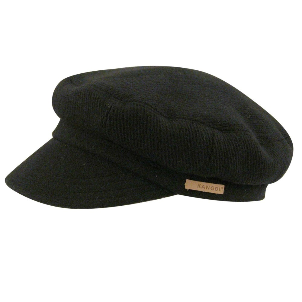 1960s – 70s Style Men's Hats Wool Twill Fisherman $54.00 AT vintagedancer.com