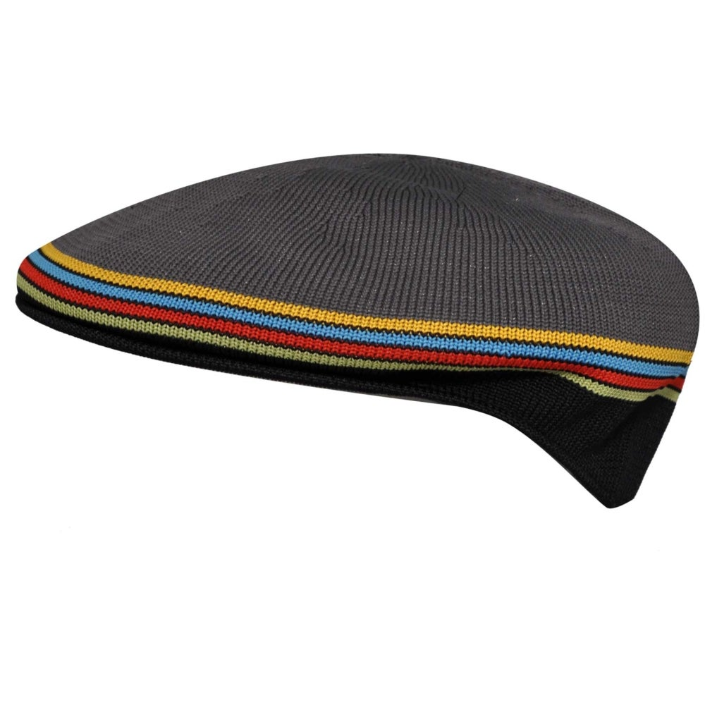 60s , 70s Hippie Clothes for Men Kangol Stripe-Air 504 $50.00 AT vintagedancer.com