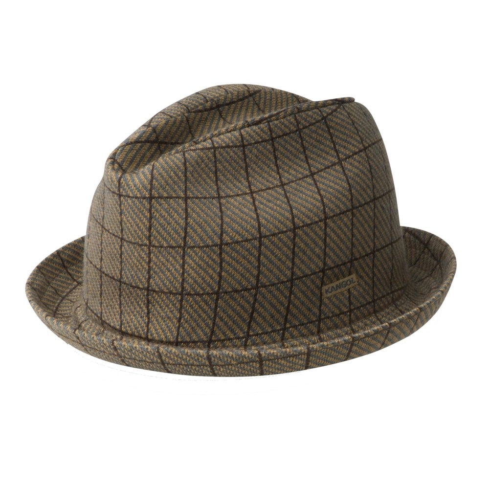 1960s – 70s Style Men's Hats Kangol Jacquard Player $60.00 AT vintagedancer.com