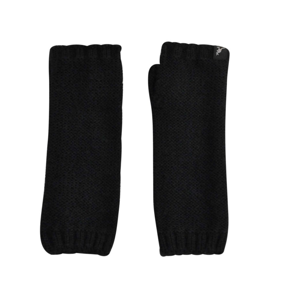 Kangol Maiden Knitted Mitt in Black