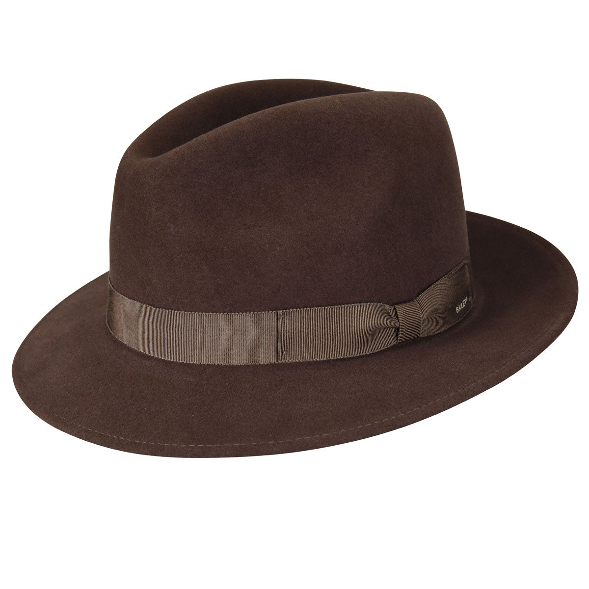 Bailey of Hollywood Winters Fedora in Saddle